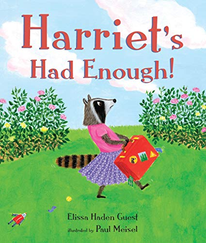 9780763634544: Harriet's Had Enough!