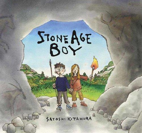 9780763634742: Stone Age Boy