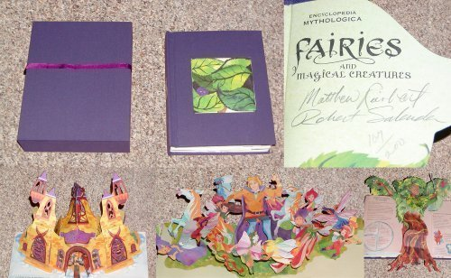 9780763634858: Encyclopedia Mythologica: Fairies and Magical Creatures Pop-Up Special Edition