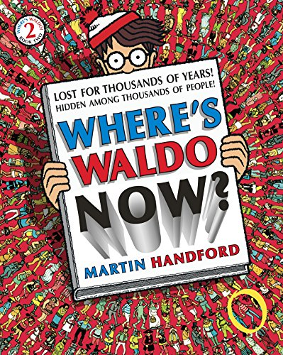 9780763634995: Where's Waldo? Now
