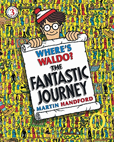 9780763635008: Where's Waldo? The Fantastic Journey