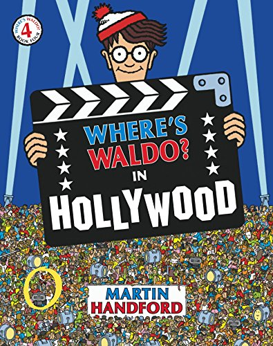 9780763635015: Where's Waldo? In Hollywood