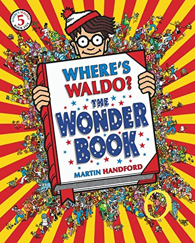 9780763635022: Where's Waldo? the Wonder Book