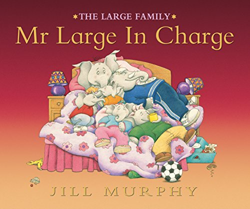 9780763635046: Mr. Large in Charge