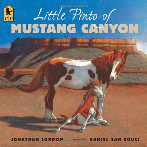 9780763635138: Little Pinto of Mustang Canyon