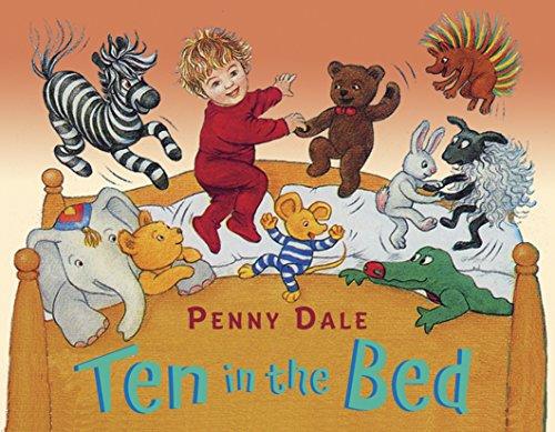 9780763635145: Ten in the Bed