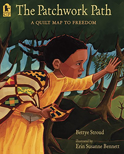 9780763635190: The Patchwork Path: A Quilt Map to Freedom