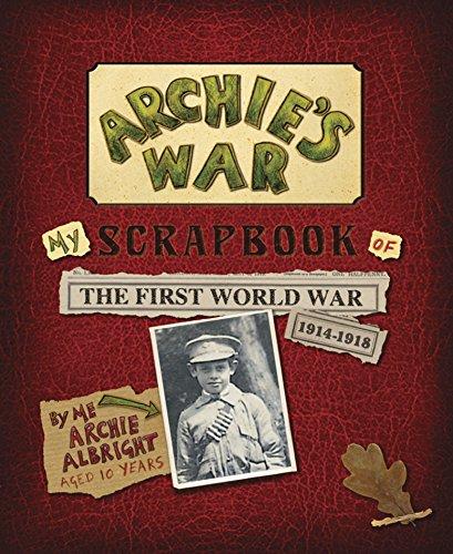 9780763635329: Archie's War