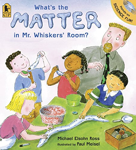 9780763635664: What's the Matter in Mr. Whiskers' Room?