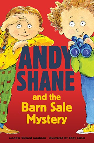 Andy Shane and the Barn Sale Mystery: Jennifer Richard Jacobson