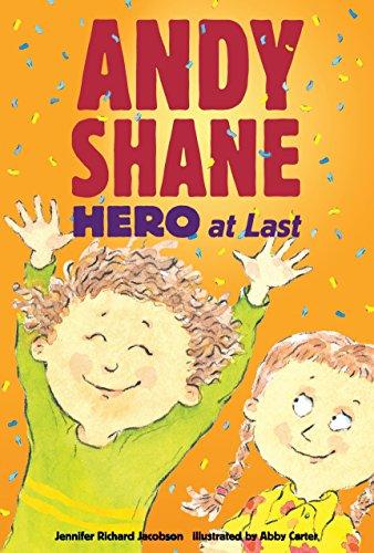 9780763636005: Andy Shane: Hero at Last