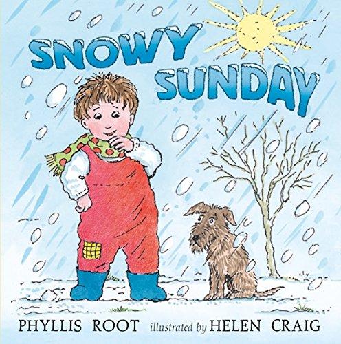 9780763636272: Snowy Sunday