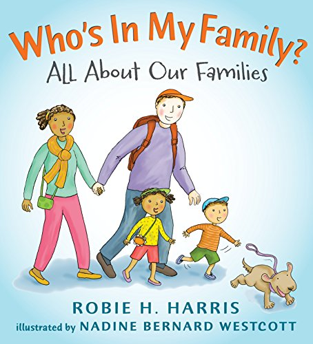 9780763636319: Who's In My Family?: All About Our Families (Let's Talk about You and Me)