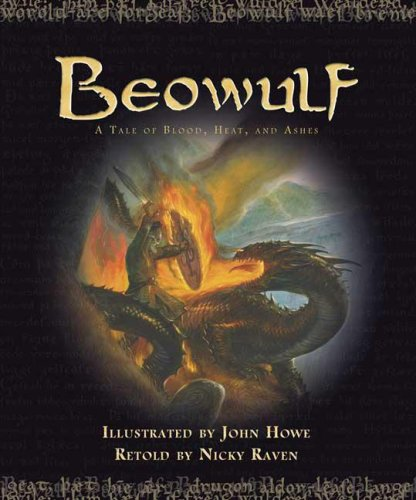 9780763636470: Beowulf: A Tale of Blood, Heat, and Ashes