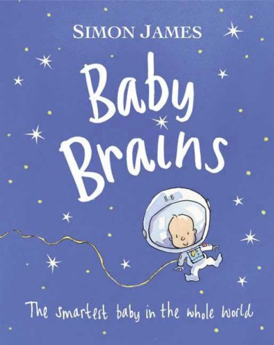 9780763636821: Baby Brains: The Smartest Baby in the Whole World.