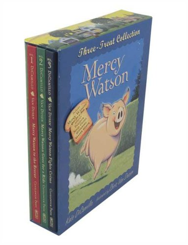 Mercy Watson: Three-Treat Collection: Slipcased Gift Set: DiCamillo, Kate