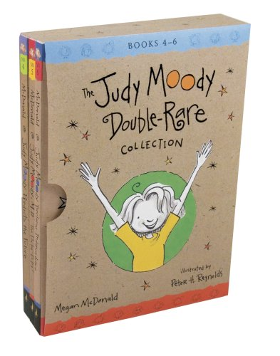 9780763636876: The Judy Moody Double-Rare Collection: Books 4-6