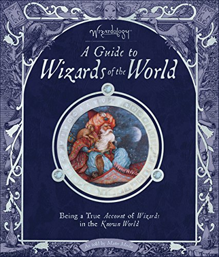 9780763637101: A Guide to Wizards of the World: Wizardology [With Cards] (Ologies)