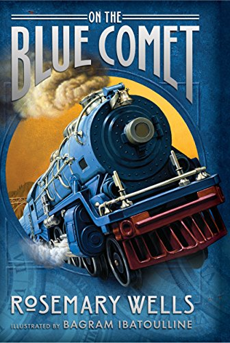 9780763637224: On the Blue Comet