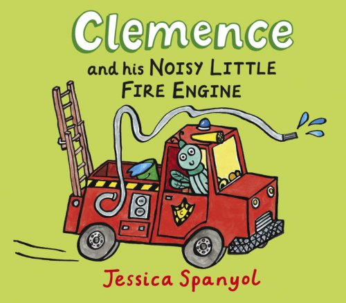Clemence and His Noisy Little Fire Engine: Spanyol, Jessica