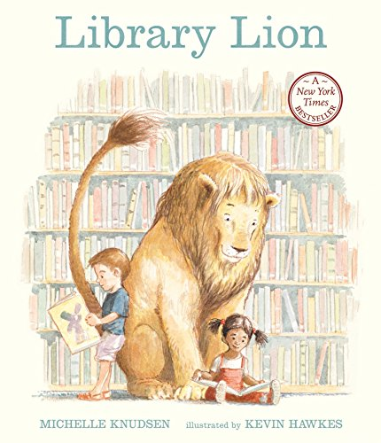 Library Lion: Knudsen, Michelle