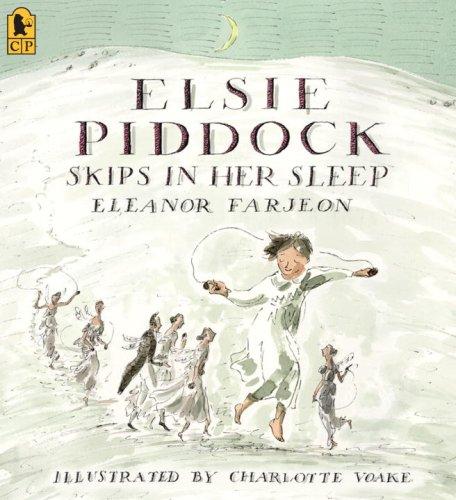 9780763638108: Elsie Piddock Skips in Her Sleep