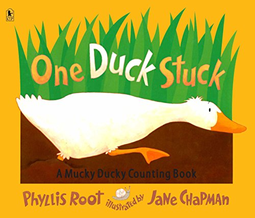 9780763638177: One Duck Stuck: A Mucky Ducky Counting Book (Candlewick Press Big Book)