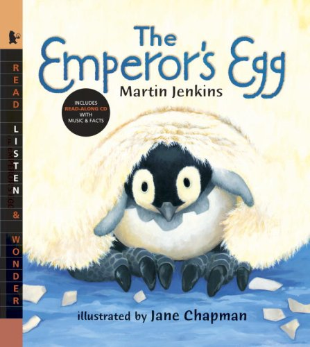 9780763638252: The Emperor's Egg (Read, Listen, & Wonder)
