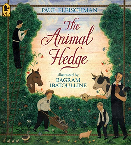 9780763638429: The Animal Hedge