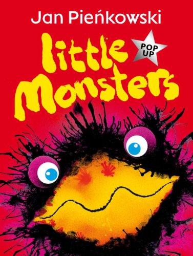 Little Monsters: Pienkowski, Jan