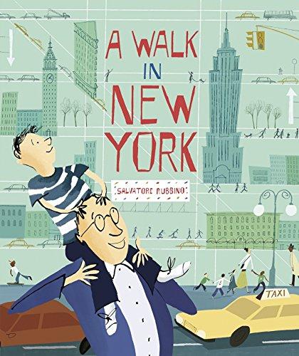 9780763638559: A Walk in New York