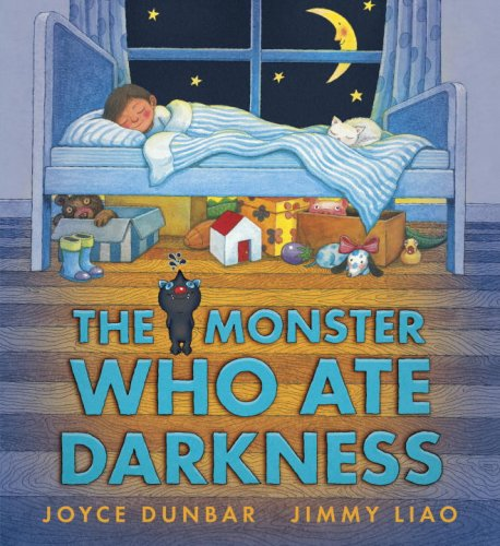 The Monster Who Ate Darkness - FIRST EDITION -: Dunbar, Joyce