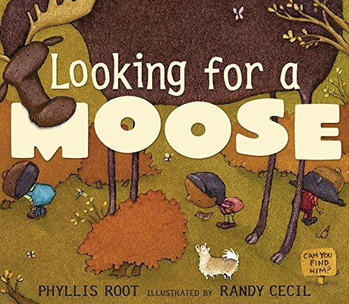 9780763638856: Looking for a Moose