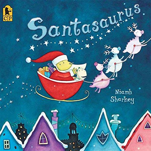 9780763638900: Santasaurus