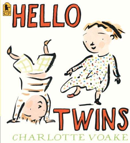 9780763639228: Hello Twins