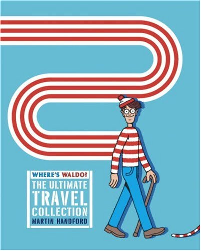 9780763639518: Where's Waldo? The Ultimate Travel Collection
