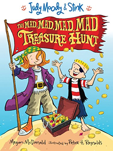 9780763639624: Judy Moody and Stink: The Mad, Mad, Mad, Mad Treasure Hunt