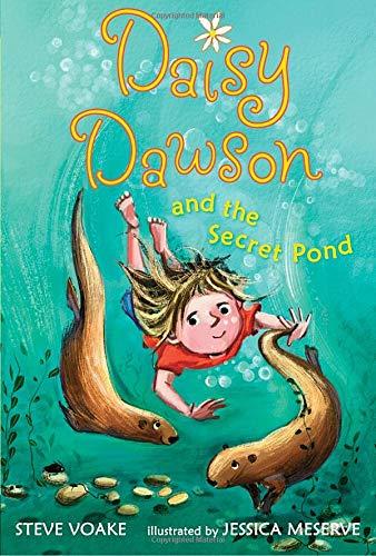 9780763640095: Daisy Dawson and the Secret Pond