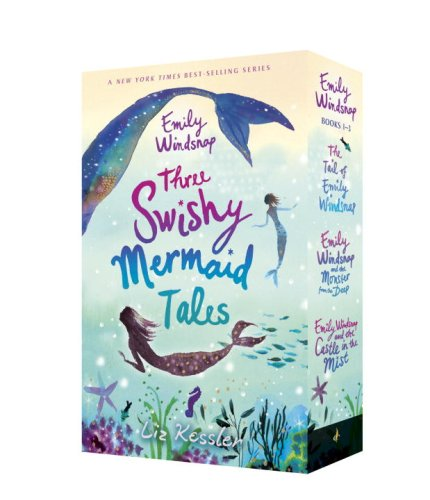 9780763640606: Emily Windsnap: Three Swishy Mermaid Tales: Books 1-3