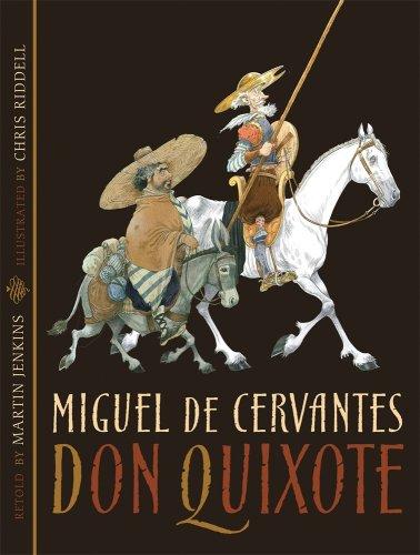 9780763640811: Don Quixote (Candlewick Illustrated Classic)