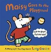 9780763640972: Maisy Goes to the Playground: A Maisy Lift-the-Flap Classic