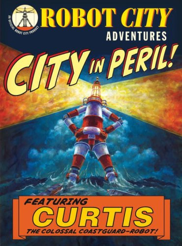 9780763641207: City In Peril!: Robot City Adventures, #1