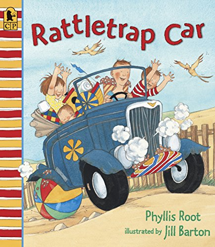 Rattletrap Car Big Book (0763641391) by Phyllis Root