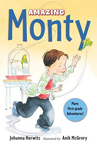 9780763641542: Amazing Monty: More First-Grade Adventures