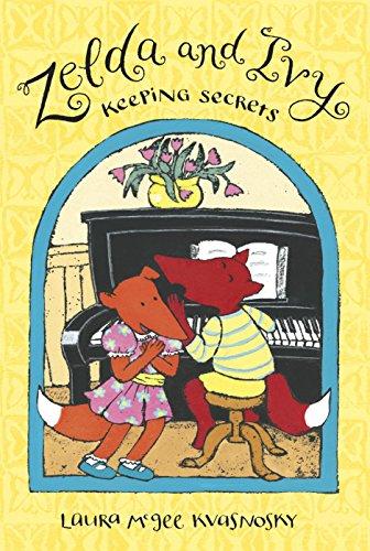 9780763641795: Zelda and Ivy: Keeping Secrets: Candlewick Sparks