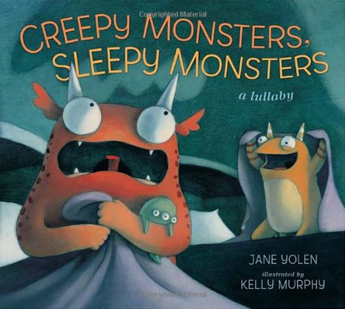 9780763642013: Creepy Monsters, Sleepy Monsters