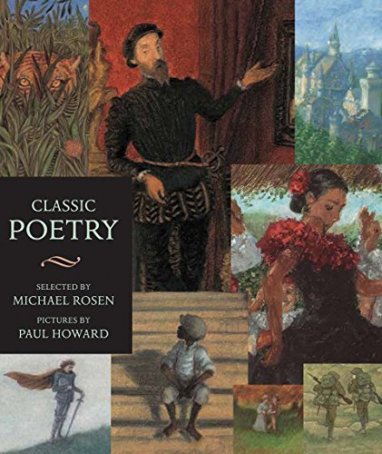 Classic Poetry: Candlewick Illustrated Classic (Paperback)