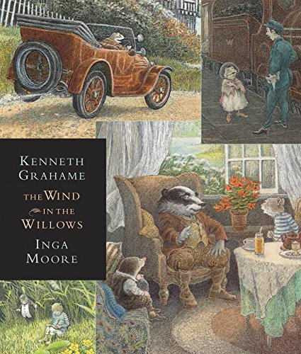 The Wind in the Willows: Candlewick Illustrated: Kenneth Grahame; Illustrator-Inga
