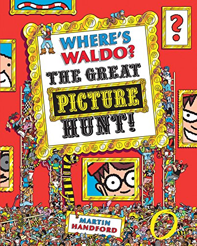 9780763642150: Where's Waldo? The Great Picture Hunt