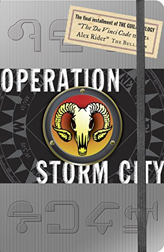 9780763642242: Operation Storm City: The Guild of Specialists Book 3 (The Guide of Specialists)